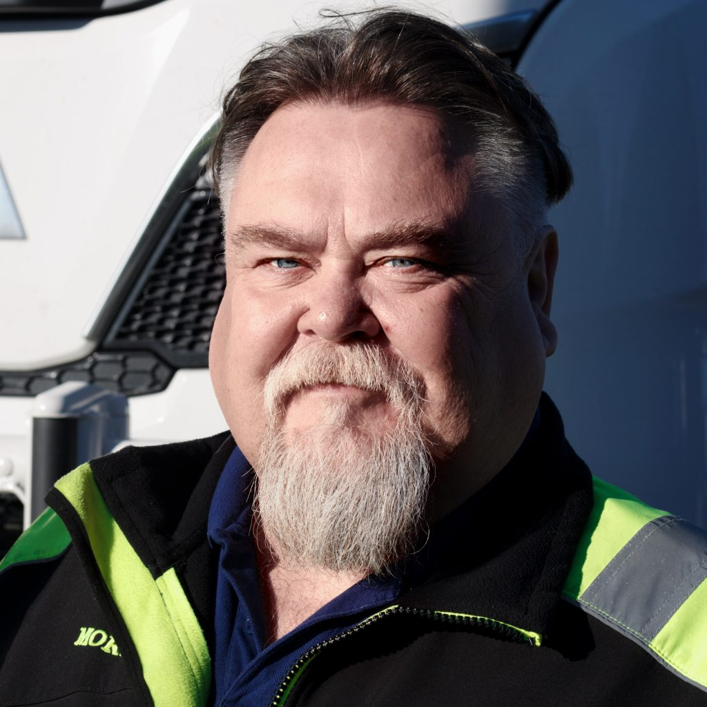 MC TRANSPORT Morten Lorentzen